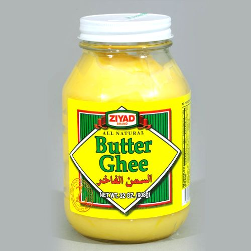 Brands of clarified butter